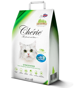 Chérie® Cat Litter| Pettric® Pet Food Co , Ltd